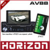 Horizon AV88 Double Spindle machine Electrically Tunable MP3/MP4/MP5 with Remote Control, Car audio, Car Pnd/GPS