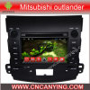 Reproductor de DVD del coche para el reproductor de DVD de Pure Android 4.4 Car con A9 CPU Capacitive Touch Screen GPS Bluetooth para Mitsubishi Outlander 2006-2011 (AD-7062)