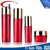 赤いカラー普及したガラス化粧品のローションのびん(CHR8088)