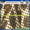 VilllaのためのアルミニウムCloth Decorative Mesh Curtain