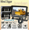 Mine Truck (DF-727T0412)のための7inch Wired Rear View System