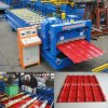 Toit et Wall Panel Glazed Tile Roll Forming Machine