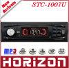 Giocatore di MP3 dell'automobile, USB di sostegno di STC-1007U, giocatore MP3 di funzione della carta EQ di SD/MMC (schiocco, classico, roccia, jazz, piani) per l'automobile
