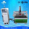Máquina automática do Woodworking do CNC da mudança da ferramenta