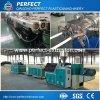 cadena de producción gemela de alto rendimiento del tubo del PVC de 16-63m m, tubo doble del PVC que hace precio de la máquina
