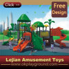 3-12 Años Kids Playground Equipment Used with CE Certficate