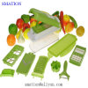 Slicer Dicer самого лучшего Veggie томата Julienne еды лука кухни Vegetable легкий