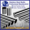 SUS300適用範囲が広い空のステンレス鋼シャフトの丸棒の固体車軸カスタマイズされる高精度ミラーの表面の超安定したSlient伝達軸線の工場供給
