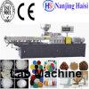 PE Plastic Disposal Machine dos PP para Filling Masterbatch