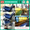 Máquina hidráulica de prensa de filtro de aceite de coco y placa hidráulica automática