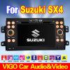 7 鈴木SX4 (VSS7030)のためのHD車DVD GPS土曜日Nav