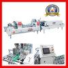 Faltblatt Xcs-650 Gluer Maschine für wenig Kasten