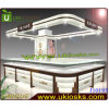 2014년 중국제 White Jewelry Kiosk, Jewelry Kiosk Design, High Quality (j10193)를 가진 Mall에 있는 Sale를 위한 Jewelry Kiosk