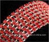de Dichte Ketting van het Bergkristal van de Ketting van het Bergkristal van het Kristal van 3mm Siam (tCS-3mm Siam)