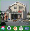 Chalet prefabricado residencial ligero/casa de la estructura de acero