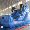 Coco-Wasser-Entwurfs-aufblasbarer Delphin-Prahler/Plättchen-Schloss LG9053