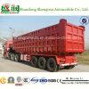최신 판매 U 유형 100 톤 반 덤프 트럭 트레일러