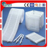 ABS/PP Plastic 20cm, 25cm, 35cm Gutter Swimming Pool Overflow Grating