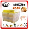 Hot Sale! Va-96 Model Full Automatic Solar Chicken Incubator