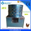 Plumeur matériel de poulet d'acier inoxydable de matériel de ferme avicole de grilleur