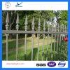 Première clôture de lance en aluminium de jardin