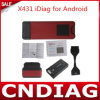 100% Launch initial X431 Idiag Auto Diag Scanner pour Android Support Online Update avec Multi-Language