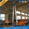 Piattaforma dell'elevatore del lavoro sospesa alluminio verticale portatile della Cina
