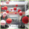 Shopping Mall Hanging Decorationのための花Ball