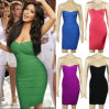 European Style Wholesale Plus Size Celebrity Bandage Dress for Women (tx10803)