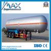 GLP Gas Tanque de almacenamiento, 50000 Litros Tanque de gas GLP Bullet