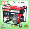 5kw CE Portable Diesel/Petrol Power Generator pour Home Use