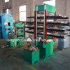 máquina Vulcanizing da telha 50t de borracha/maquinaria de borracha da telha/máquina de borracha da imprensa da telha