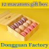 Doos Macaron van de Doos van de Gift van de Sluiting van de luxe de Magnetische Afgedrukte Douane