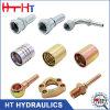 Soem-Service Jic Mann ISO-9001 der 74 Grad-Kegel schmiedete hydraulischer Rohr-Schlauch-hydraulische Schlauch-Befestigung