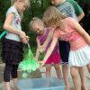 [وتر بلّوون], فصل صيف لعب, ماء سحر منطاد