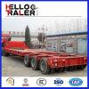 Marque de Helloo remorques de Lowboy de 120 tonnes