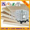 Pegamento adhesivo de la emulsión blanca líquida a base de agua para el uso de madera
