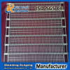 Bande de conveyeur de tige d'oeil d'acier inoxydable de la qualité 304L