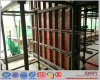 Coffrage d'acier de matériaux de construction