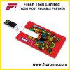 Kreditkarte-Art USB-Blitz-Laufwerk mit Firmenzeichen (D607)