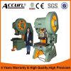 Máquina J23 Serie excéntrico Punchingand Estampación con control mecánico