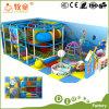 Parco di divertimenti dell'interno personalizzato del campo da giuoco dei piccoli dell'oceano bambini di tema