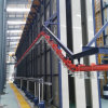 Линия покрытия порошка высокого качества электростатическая для алюминиевого профиля