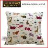 漫画の枕動物映像の印刷の枕(EDM0002)