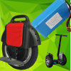 18650 paquete de la batería de litio de 12V 123.2ah para la potencia del almacenaje