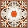 Patrón de diseño de piso de cerámica 1200 * 1800mm