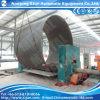 Пятно! Гидровлический CNC Mclw11stnc-70X3500 вверх по гибочной машине плиты ролика всеобщей