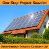 Panneau solaire de silicium monocristallin