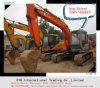 Excavatrice utilisée de Hitachi Ex120-2 de machines du Japon