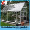 Het aangemaakte Duidelijke Glas van de Vlotter voor Lijst/Treden/Balkon/Furnitures
